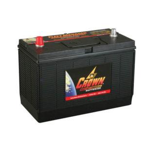 Batterie de nacelle